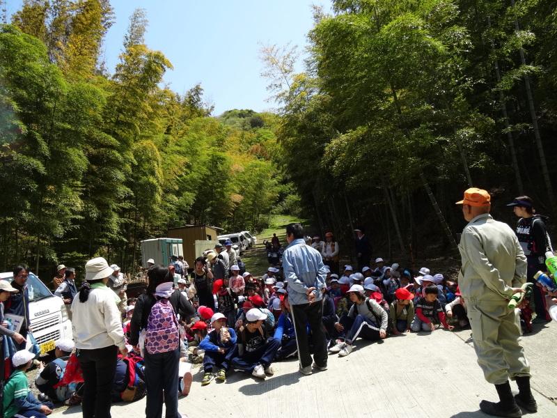 第2回「里香海」多奈川竹林筍狩り_c0108460_20290552.jpg