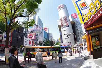 4月23日(水)の渋谷109前交差点_b0056983_13143082.jpg