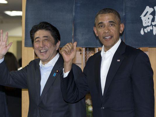 「米国大統領、『ニンニク入れますか?』に『Yes! I can!』??」_a0037910_21102214.jpg