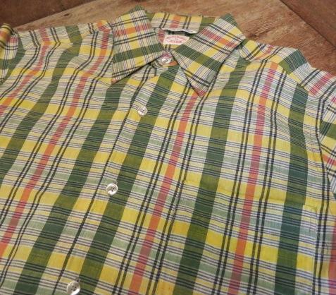 アメリカ仕入れ情報#69  70\'S BROOKS  BROTHERS マドラスシャツ!_c0144020_2152115.jpg