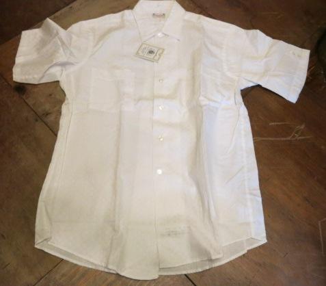 アメリカ仕入れ情報#70 60'S デッドストック ドビー織り シャツ!_c0144020_2204355.jpg