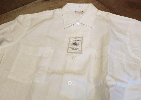 アメリカ仕入れ情報#70 60'S デッドストック ドビー織り シャツ!_c0144020_2204917.jpg