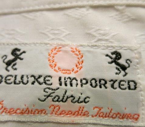 アメリカ仕入れ情報#70 60'S デッドストック ドビー織り シャツ!_c0144020_2205894.jpg