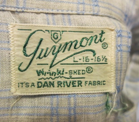 アメリカ仕入れ情報#75 50'S GUYMONT シャツ!_c0144020_2227588.jpg