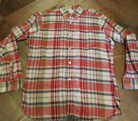 アメリカ仕入れ情報#72 60'S ARROW B.Dシャツ!_c0144020_2252077.jpg