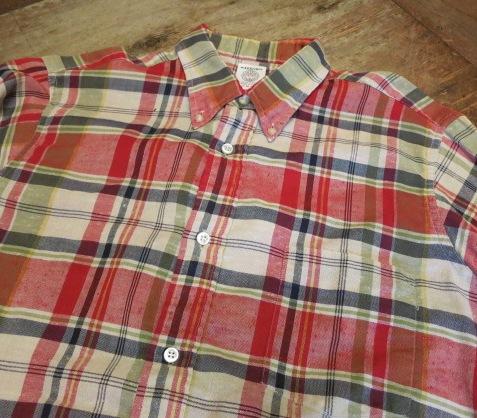 アメリカ仕入れ情報#72 60'S ARROW B.Dシャツ!_c0144020_225234.jpg