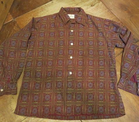 アメリカ仕入れ情報#73 60'Sシャツ 2点!_c0144020_22774.jpg
