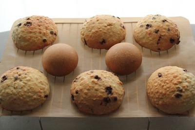 パン教室で「モカチョコパン」と「チキンのクリーム煮」!_a0165538_11112592.jpg