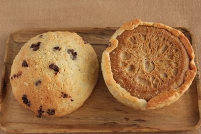 パン教室で「モカチョコパン」と「チキンのクリーム煮」!_a0165538_11125291.jpg