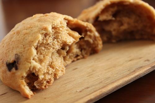 パン教室で「モカチョコパン」と「チキンのクリーム煮」!_a0165538_11131257.jpg