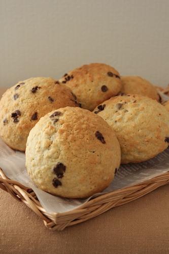 パン教室で「モカチョコパン」と「チキンのクリーム煮」!_a0165538_1171452.jpg