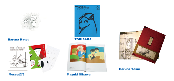 14'YOUNG ARTISTS\' BOOKS PROJECT in Tokyo_report_c0096440_10182186.jpg