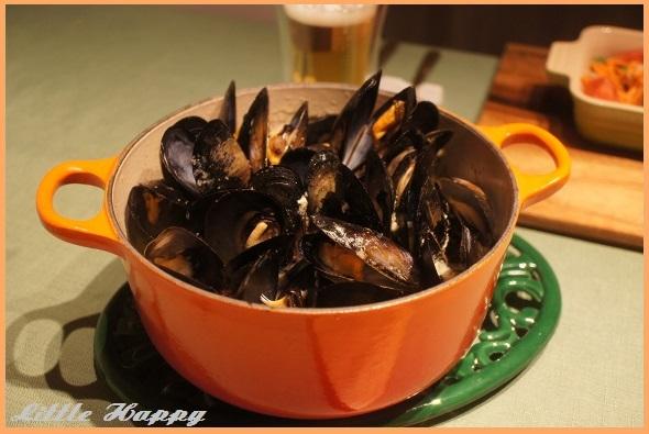 ムール貝の白ワイン蒸し_d0269651_1823055.jpg