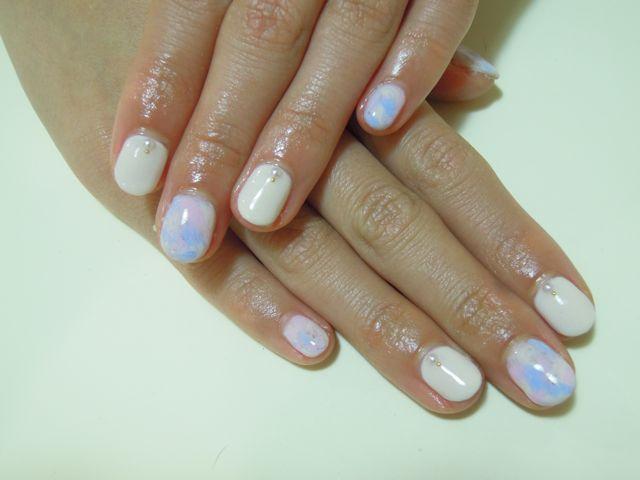 Marble Nail_a0239065_162307.jpg