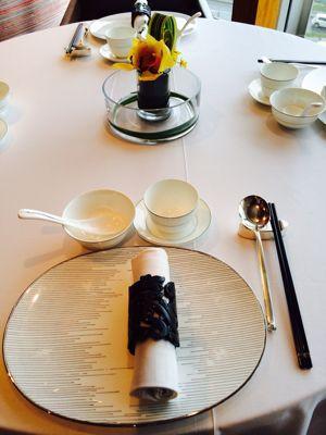今度は優雅な飲茶 at 龍景軒_c0116778_7561046.jpg