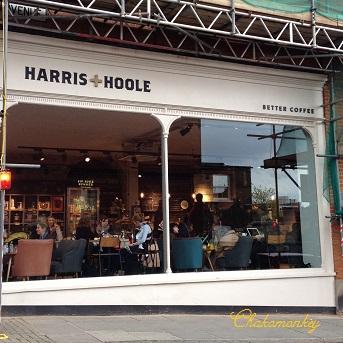 Harris+Hooleでお茶~♪_f0238789_20201168.jpg