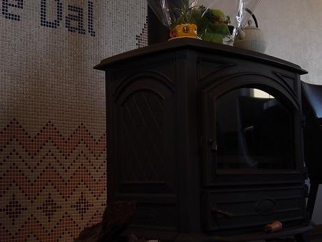 薪ストーブのあるお店~胎内市 cafe Dal~。_a0045293_13371376.jpg