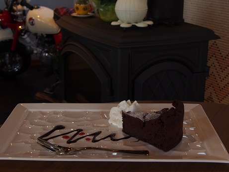 薪ストーブのあるお店~胎内市 cafe Dal~。_a0045293_13383288.jpg