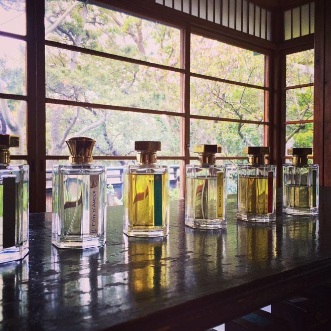 【葉山芸術祭】 「香りで紡ぐ7つの物語」イベントレポート_f0201310_13422318.jpg
