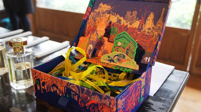 【葉山芸術祭】 「香りで紡ぐ7つの物語」イベントレポート_f0201310_13430076.jpg