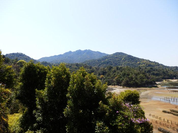 宮島 岩船岳(466.6m)_f0219710_1657848.jpg