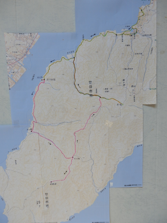宮島 岩船岳(466.6m)_f0219710_1672789.jpg