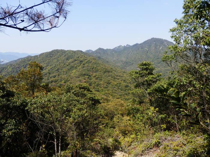 宮島 岩船岳(466.6m)_f0219710_17133842.jpg