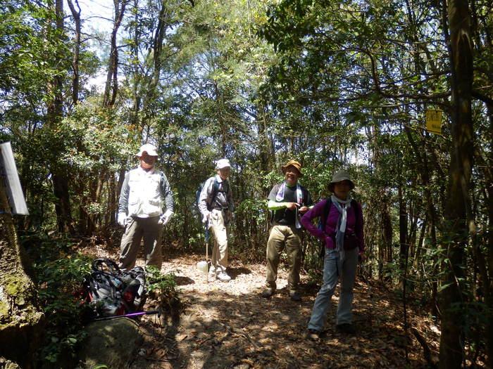 宮島 岩船岳(466.6m)_f0219710_1765326.jpg