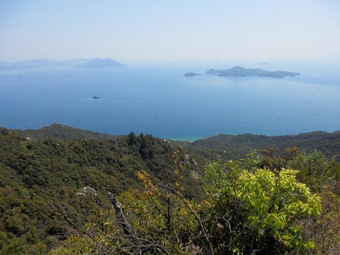 宮島 岩船岳(466.6m)_f0219710_1781295.jpg