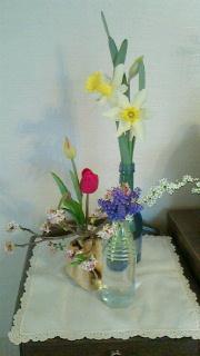 お花畑とマフィン畑_c0289116_21572230.jpg