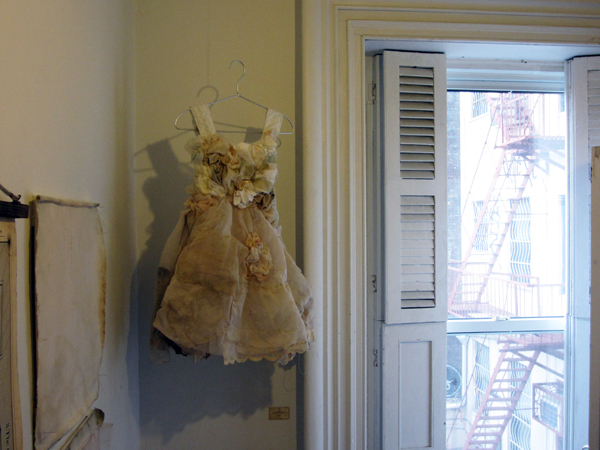 14'Japanese Emerging Artists Exhibition in NY_report4/ 2F-3F Rest room_c0096440_12484402.jpg
