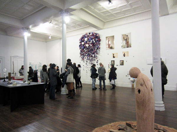 14'Japanese Emerging Artists Exhibition in NY_report5/ 2F  Gallery A_c0096440_17465244.jpg