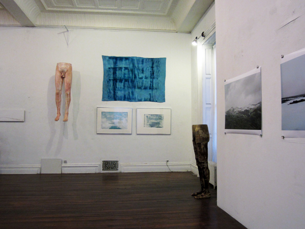 14'Japanese Emerging Artists Exhibition in NY_report5/ 2F  Gallery A_c0096440_17512679.jpg