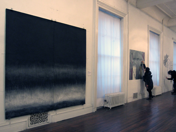 14'Japanese Emerging Artists Exhibition in NY_report5/ 2F  Gallery A_c0096440_17524471.jpg