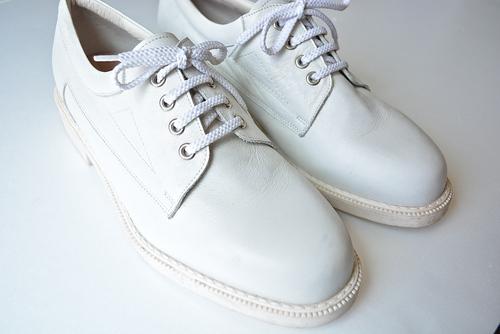 Dutch navy white shoes dead stock_f0226051_12253293.jpg