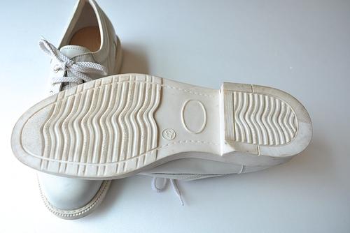 Dutch navy white shoes dead stock_f0226051_12264083.jpg
