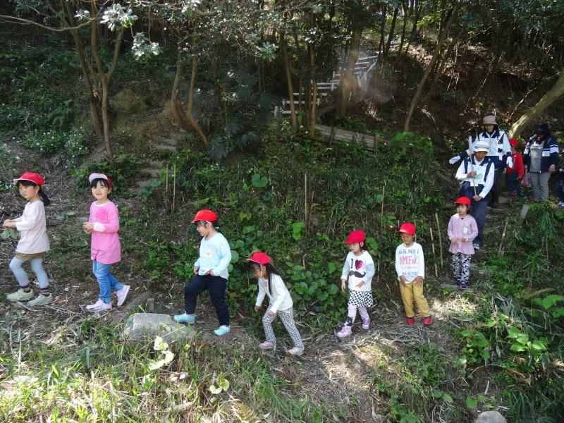 多奈川小学校1・2年生遠足サポート   in  うみべの森_c0108460_16391783.jpg