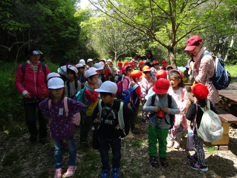 多奈川小学校1・2年生遠足サポート   in  うみべの森_c0108460_16574540.jpg