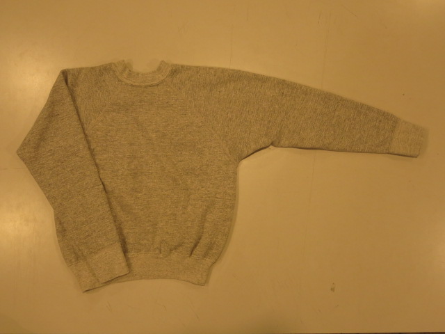 """VINTAGE SWEAT COLLECTION ー60\'S mayo SPRUCEー \""ってこんなこと。_c0140560_11322439.jpg"