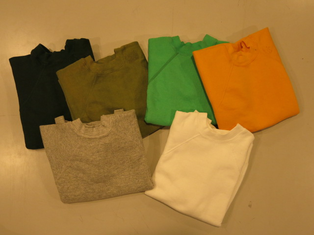 """VINTAGE SWEAT COLLECTION ー60\'S mayo SPRUCEー \""ってこんなこと。_c0140560_11353313.jpg"