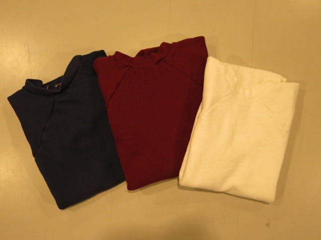 """VINTAGE SWEAT COLLECTION ー60\'S HEALTH KNITー\""ってこんなこと。_c0140560_1232535.jpg"