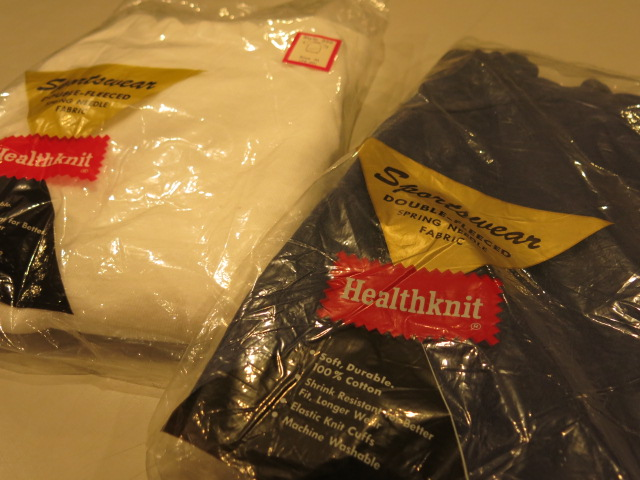 """VINTAGE SWEAT COLLECTION ー60\'S HEALTH KNITー\""ってこんなこと。_c0140560_12763.jpg"