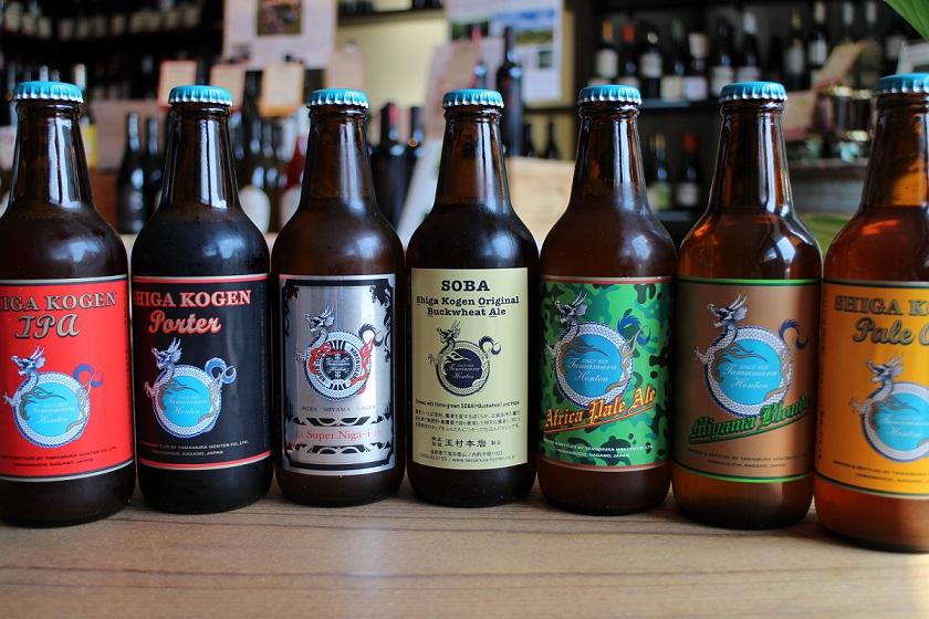 志賀高原ビール入荷しました!_b0016474_14511961.jpg