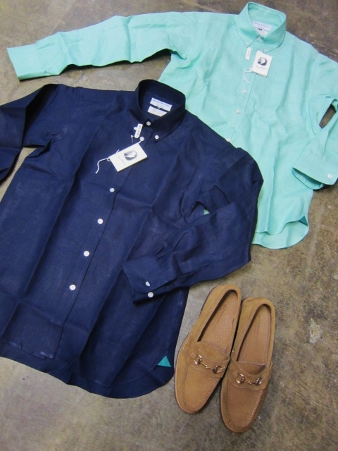 Kato BASIC ・・・ BLUE WORK TAILRORED JKT & 御知らせ。。。_d0152280_22263884.jpg