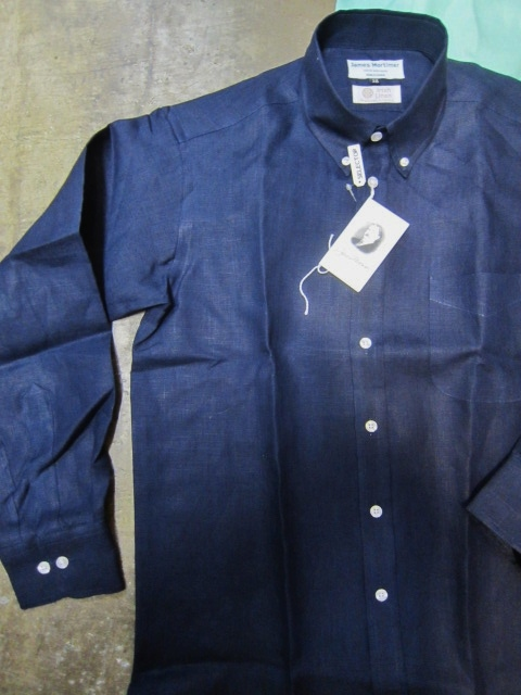 Kato BASIC ・・・ BLUE WORK TAILRORED JKT & 御知らせ。。。_d0152280_222653100.jpg