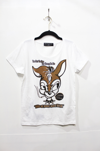 【SMOKE BAMBI tee】2014version入荷_a0097901_13102869.jpg
