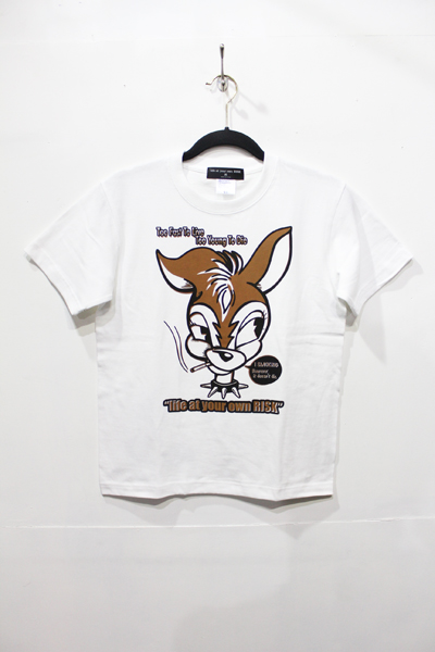 【SMOKE BAMBI tee】2014version入荷_a0097901_1363164.jpg