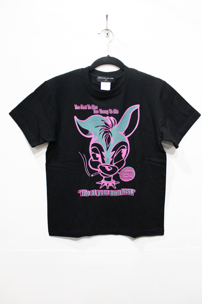 【SMOKE BAMBI tee】2014version入荷_a0097901_1364772.jpg