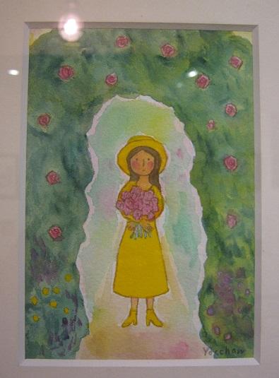 たまごの工房 企画展 「 春の花咲く物語 」展   その9  _e0134502_13404818.jpg