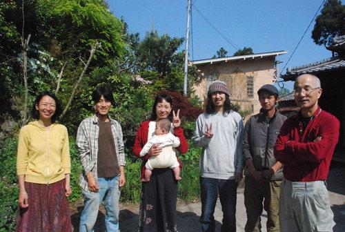 季節と共に生きています。タケノコ堀りに行ってきました_d0174710_21232283.jpg